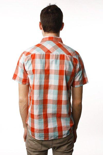 Рубашка в клетку Quiksilver Tar Pits Riley от BOARDRIDERS