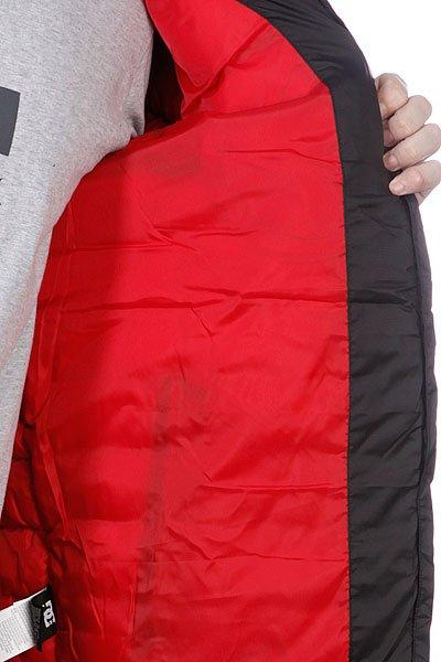 Куртка зимняя DC Putney Black от BOARDRIDERS