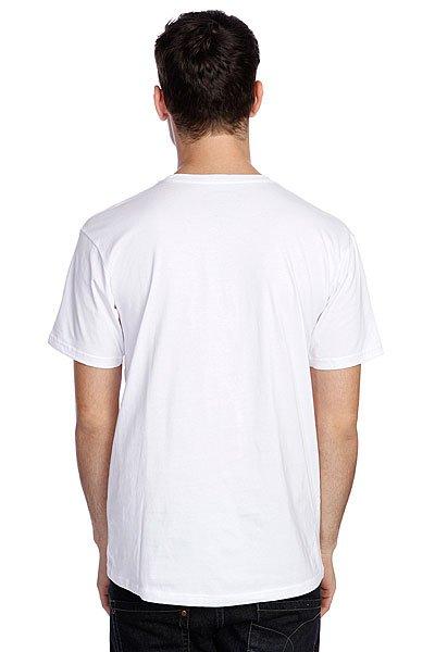 Футболка Quiksilver Ss Basic Tee R4 White от BOARDRIDERS
