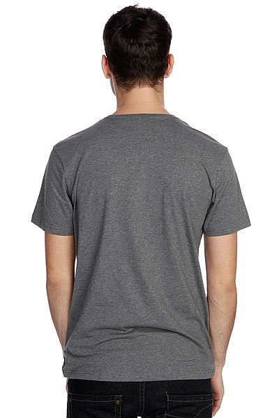 Комплект из 2-х футболок Quiksilver Cibola G And B Mediumgrey Heat от BOARDRIDERS