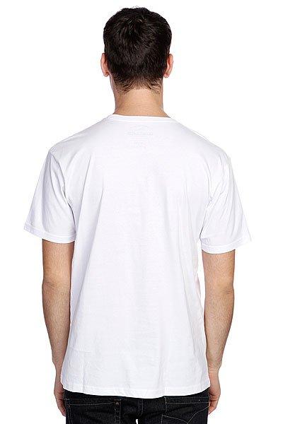 Футболка Quiksilver Baseline Ss Tee M3 White от BOARDRIDERS