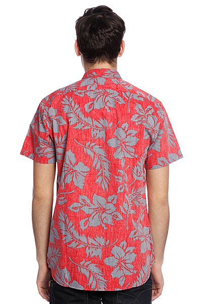 Рубашка Quiksilver Kaihuna Chili Pepper от BOARDRIDERS