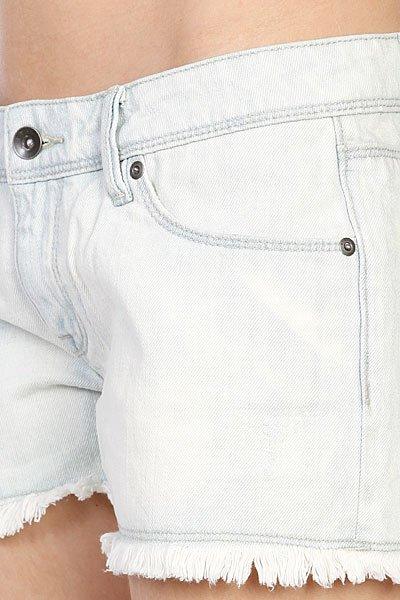 Шорты джинсовые женские Roxy Lovin Acid Bleach Acid Bleach от BOARDRIDERS