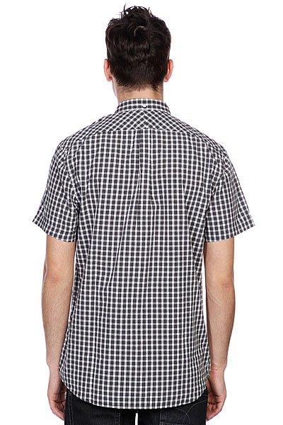 Рубашка в клетку Quiksilver Closeout Black от BOARDRIDERS