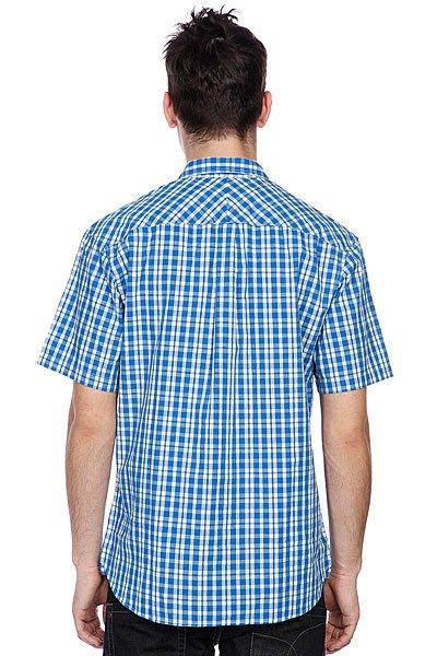 Рубашка в клетку Quiksilver Isaac Snorkel от BOARDRIDERS
