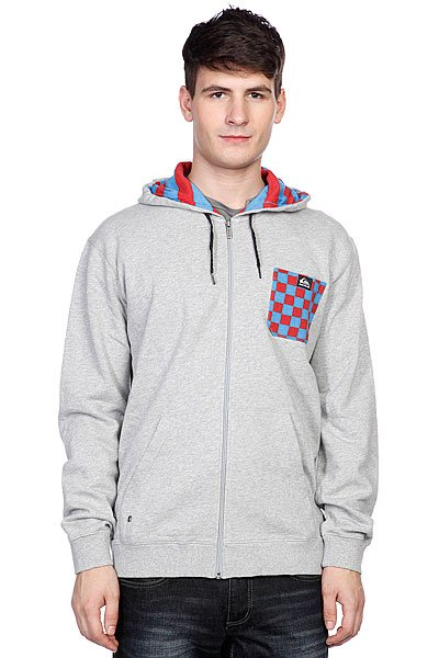 ��������� Quiksilver Solana Terry Checks Light Grey Heather - Quiksilver��������<br><br><br>������ EU: S<br>������ EU: M<br>������ EU: L<br>����: �����<br>���: ��������� ������������<br>�������: ��������<br>���: �������