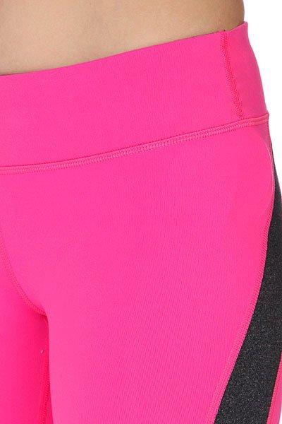 Леггинсы женские Roxy Standard Tight Of Tropical Pink от BOARDRIDERS