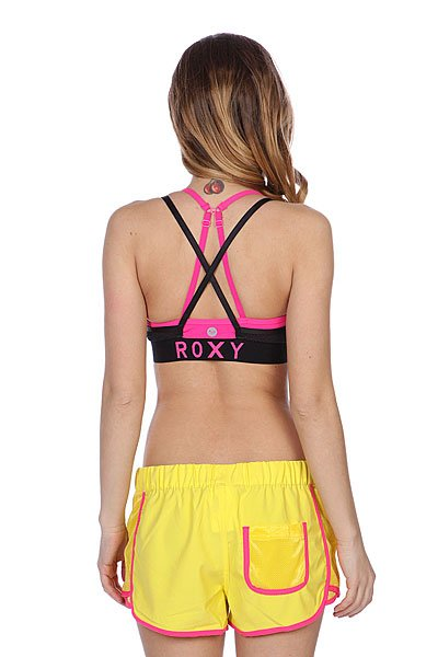 Топ женский Roxy Embrace Bra Of True Black от BOARDRIDERS