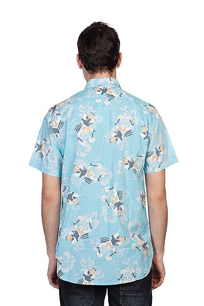 Рубашка Quiksilver Gun Momma Lagoon от BOARDRIDERS