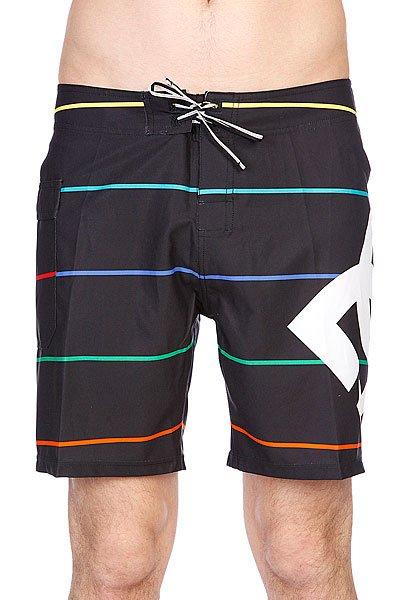 Шорты пляжные DC Lanai 18 Black StripeБордшорты<br><br><br>Размер EU: W32<br>Размер EU: W36<br>Размер EU: W34<br>Цвет: черный<br>Тип: Шорты пляжные<br>Возраст: Взрослый<br>Пол: Мужской