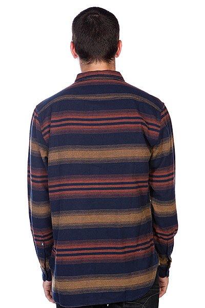 Рубашка Quiksilver Skua Navy Blazer от BOARDRIDERS