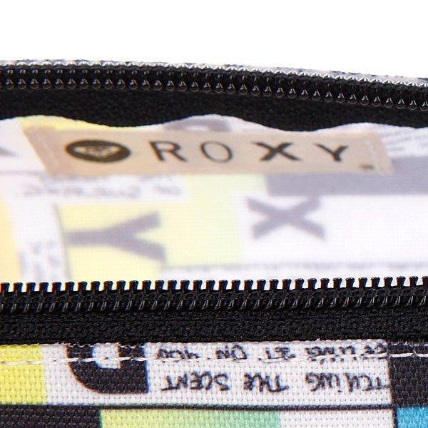 Пенал женский Roxy Off The Wall True Black 2 от BOARDRIDERS