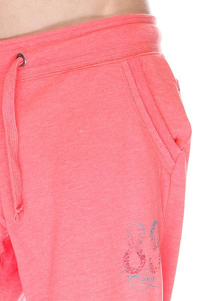 Штаны женские Roxy Rolled Up Pant Calypso Coral от BOARDRIDERS