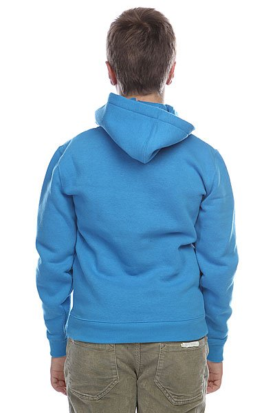 Толстовка детская Quiksilver Hood Rib Good Youth Caspian от BOARDRIDERS