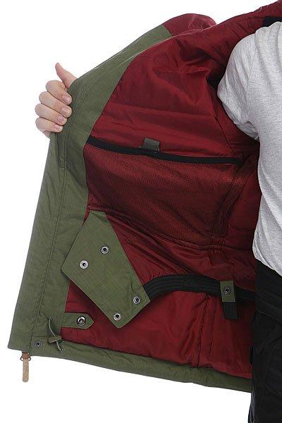 Куртка детская Quiksilver Storm Youth Winter Moss от BOARDRIDERS