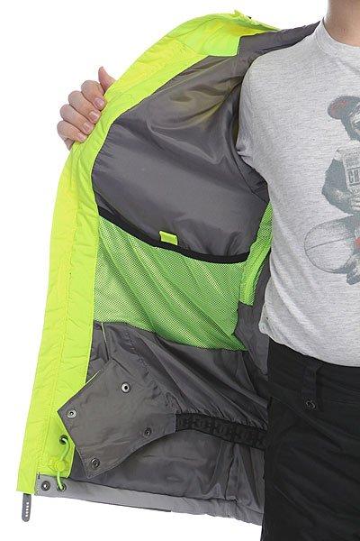 Куртка детская DC Amo Safety Yellow от BOARDRIDERS