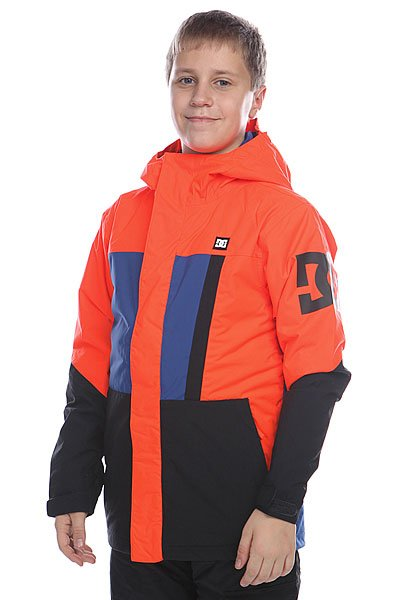 Куртка детская DC Amo Schocking Orange от BOARDRIDERS