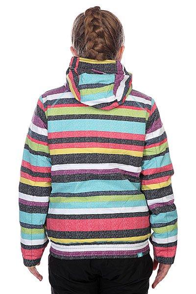 Куртка детская Roxy Valley Hoodie Girl Jk Anthracite от BOARDRIDERS