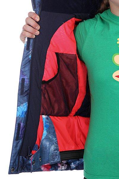 Куртка детская Roxy Jet Ski Girl Jk Peacoat от BOARDRIDERS