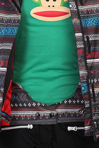 Куртка детская Roxy Jet Ski Girl Jk Anthracite от BOARDRIDERS