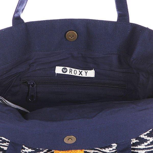 Сумка женская Roxy Free Fall Prhb Peacoat от BOARDRIDERS