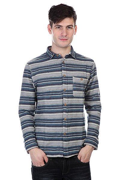 Рубашка утепленная Quiksilver Big Bury Indian TealРубашки<br><br><br>Размер EU: M<br>Цвет: синий,серый<br>Тип: Рубашка утепленная<br>Возраст: Взрослый<br>Пол: Мужской