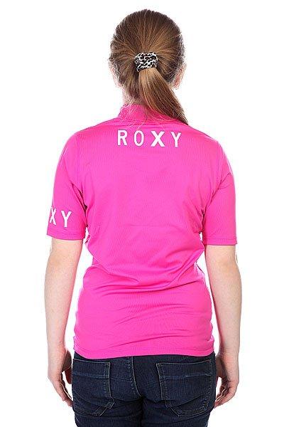 Гидрофутболка детская Roxy Lycra Contest Roxy Pink от BOARDRIDERS
