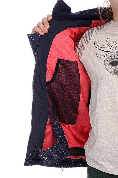 Куртка детская Roxy Romance Jk Peacoat от BOARDRIDERS