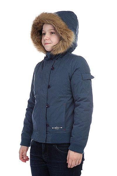 Куртка детская Roxy Road To Dark Denim от BOARDRIDERS