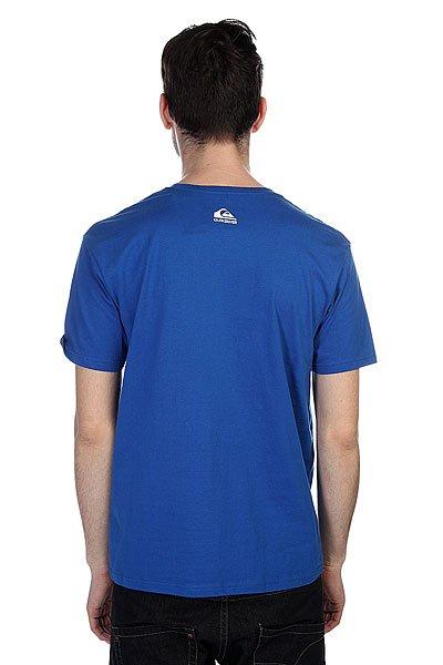 Футболка Quiksilver Classic A3 Tees Olympian Blue от BOARDRIDERS