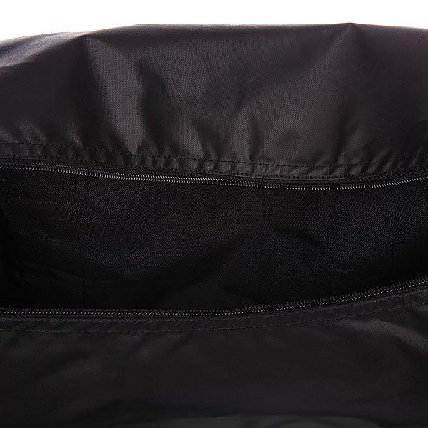 Сумка Quiksilver Medium Shelter Lugg Black от BOARDRIDERS