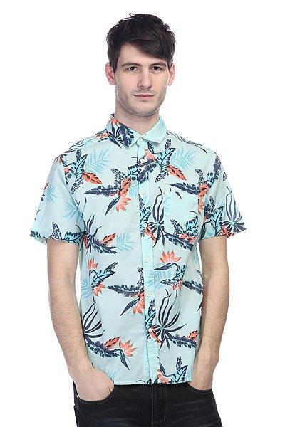 Рубашка Quiksilver Everydayprint Wvtp Surfside Harbor GrayРубашки<br><br><br>Размер EU: XL<br>Цвет: голубой<br>Тип: Рубашка<br>Возраст: Взрослый<br>Пол: Мужской