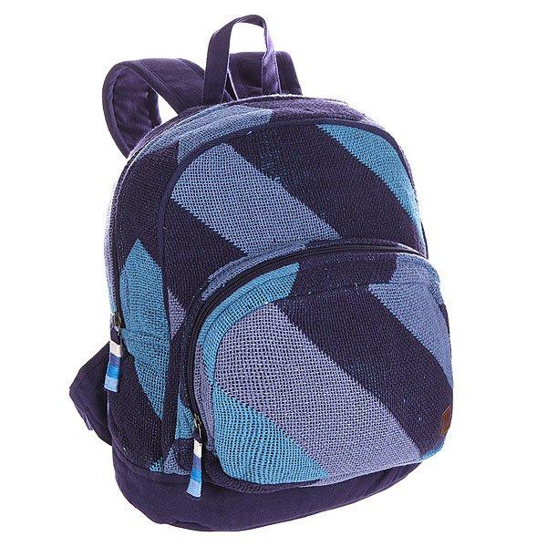 Рюкзак городской женский Roxy Monsoon J Astral AuraРюкзаки и Сумки<br>Фантастический яркий рюкзак, созданный для самых стильных, прекрасно дополнит ваш образ и выделит вас из толпы.Характеристики:  Большое основное отделение.  Мягкие регулируемые лямки . Защитная уплотненная задняя панель. Лицевой карман на молнии.<br><br>Размер EU: 15 л.<br>Цвет: синий,голубой<br>Тип: Рюкзак городской<br>Возраст: Взрослый<br>Пол: Женский