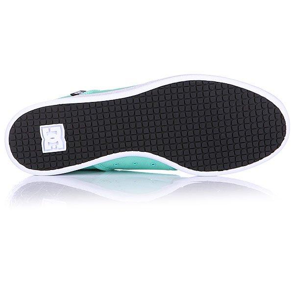 Кеды кроссовки низкие женские DC Haven Mint от BOARDRIDERS