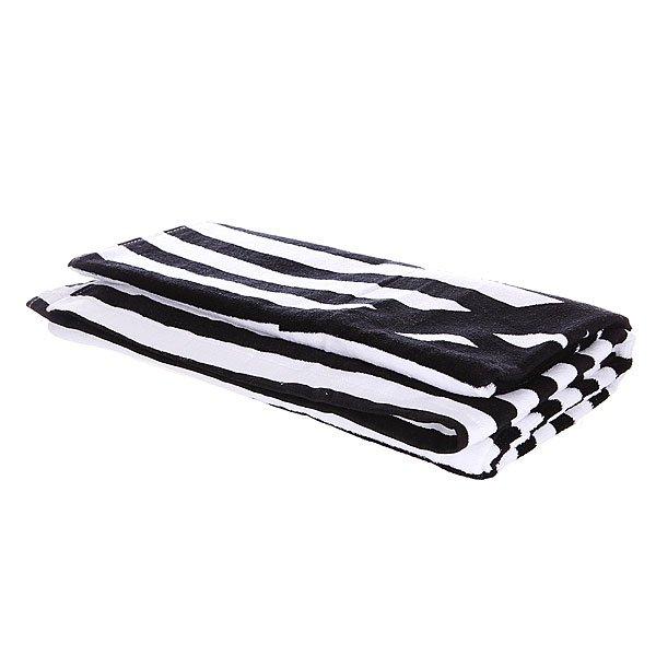 Полотенце женское Roxy Pretty Simple BlackПолотенца для пляжа<br>Мягкое полотенце Pretty Simple – новинка из коллекции аксессуаров Roxy.Технические характеристики: Средний размер.Мягкий хлопок.Хорошо впитывает влагу.Можно использовать как пляжный коврик.Контрастный полосатый принт.Логотип Roxy.<br><br>Размер EU: One Size<br>Цвет: черный,белый<br>Тип: Полотенце<br>Возраст: Взрослый<br>Пол: Женский