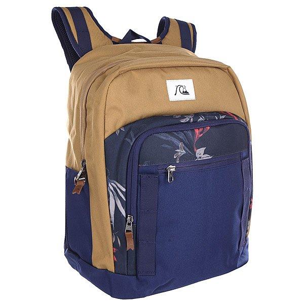 Рюкзак школьный Quiksilver Schoolie Medieval Blue
