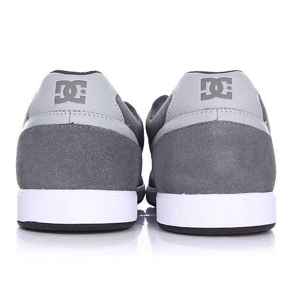Кеды кроссовки DC Cole Signature Grey от BOARDRIDERS