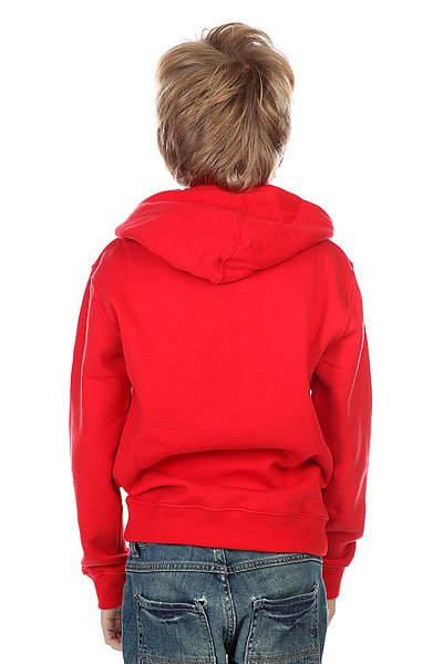 Кенгуру детское Quiksilver Hood Rib Good Youth G7 Quik Red от BOARDRIDERS
