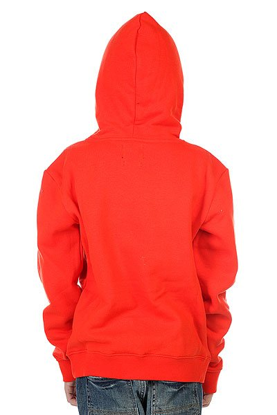Кенгуру детское Quiksilver Hood Shut Up Youth Poinciana от BOARDRIDERS