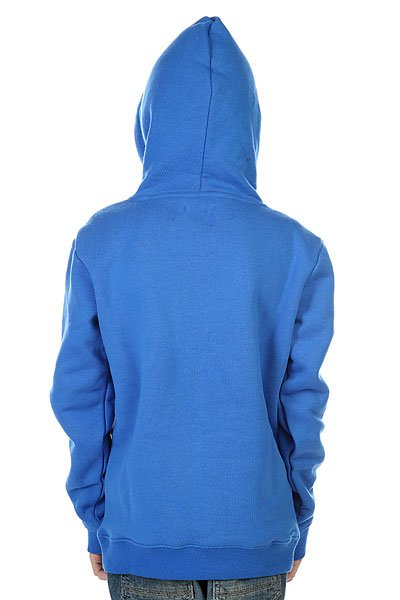 Кенгуру детское Quiksilver Hood Shut Up Youth Victoria Blue от BOARDRIDERS