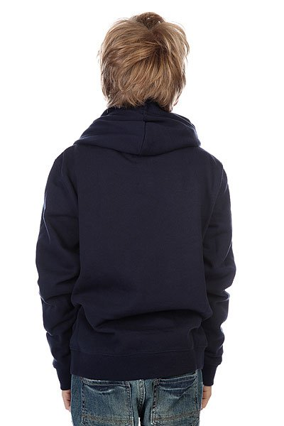 Кенгуру детское Quiksilver Hood Rib Syn Youth Navy Blazer от BOARDRIDERS