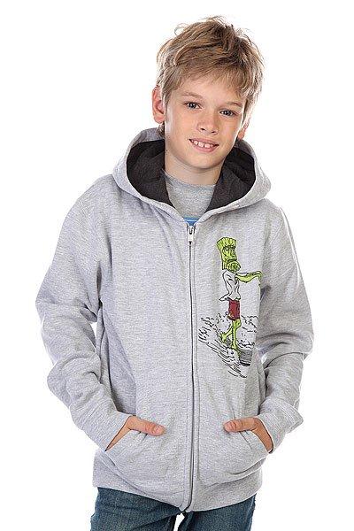 Толстовка детская Quiksilver Hood Zip Dead Loy Light GreyТолстовки и Джемперы<br><br><br>Размер EU: 14yrs<br>Цвет: серый<br>Тип: Толстовка классическая<br>Возраст: Детский