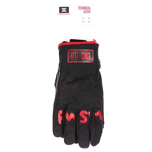 Перчатки сноубордические DC Torstein Glove Anthracite от BOARDRIDERS