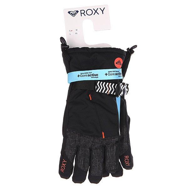 Перчатки сноубордические женские Roxy Crystal Gloves Anthracite от BOARDRIDERS
