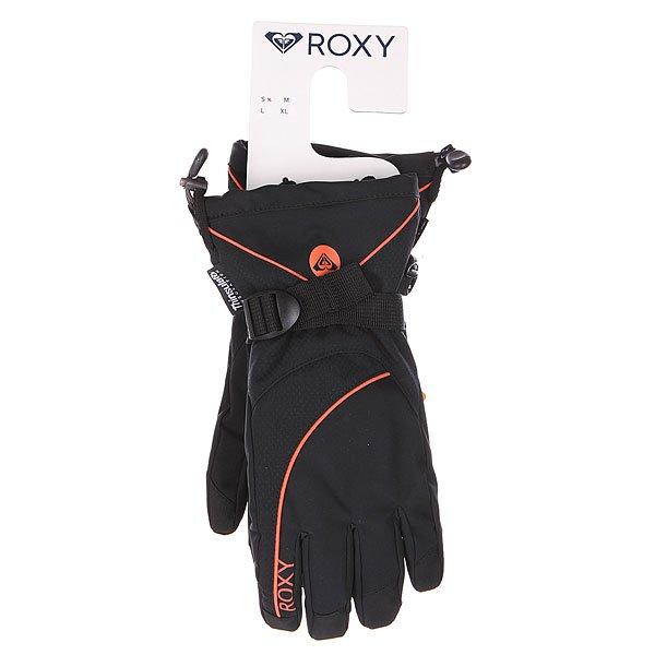 Перчатки сноубордические женские Roxy Big Bear Gloves Anthracite от BOARDRIDERS
