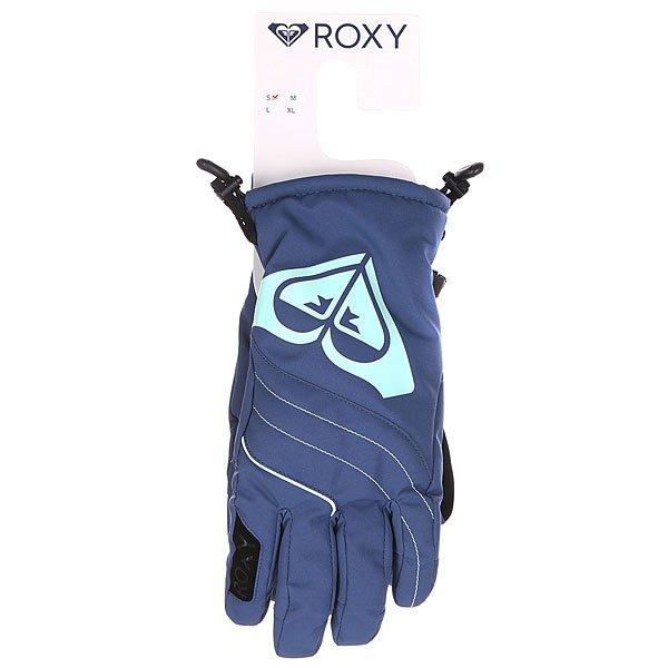 Перчатки сноубордические женские Roxy Popi Gloves Ensign Blue от BOARDRIDERS