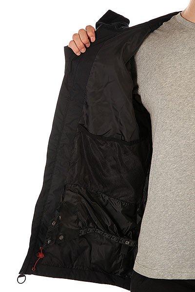 Куртка DC Delinquent Jkt Anthracite от BOARDRIDERS