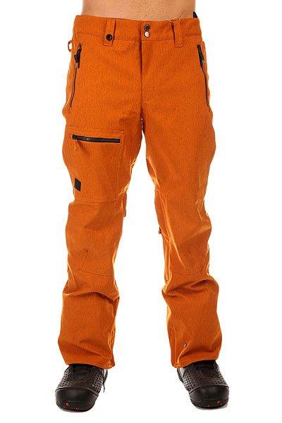 Штаны сноубордические Quiksilver Lincoln Pant Pumpkin SpiceШтаны<br><br><br>Размер EU: XS<br>Цвет: коричневый<br>Тип: Штаны сноубордические<br>Возраст: Взрослый<br>Пол: Мужской
