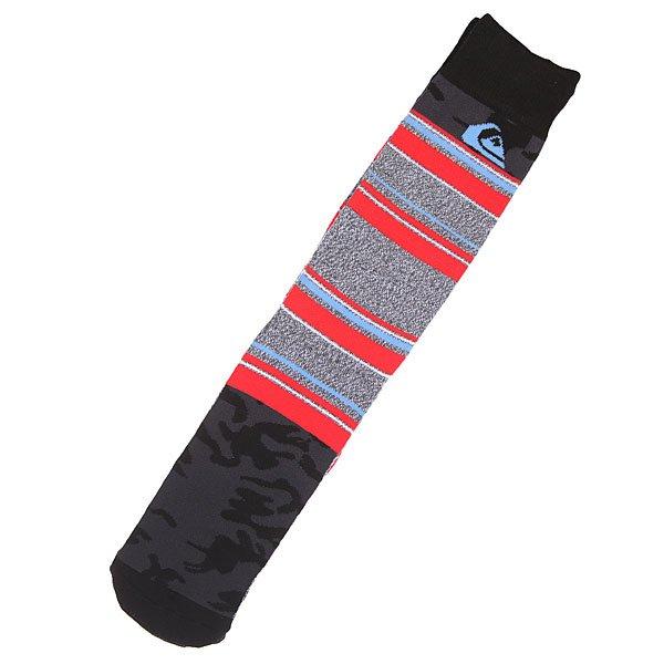 Носки высокие Quiksilver Frontboarder Knitted Crew Dark GrayНижнее белье<br><br><br>Размер EU: 40-45<br>Цвет: черный,серый,красный<br>Тип: Носки высокие<br>Возраст: Взрослый<br>Пол: Мужской