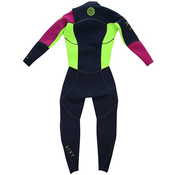 Гидрокостюм детский Roxy Cypher 3/2mm L/Sl Chest Zip Full Uni от BOARDRIDERS